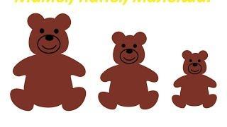 Обучающее видео для детей 2-5 лет.  Мамы, папы, малыши. Развивающее видео для малышей. Учим стихи