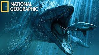 Морские динозавры  Документальные фильмы  National Geographic Россия