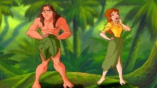 Легенда о Тарзане, Серия 4 - Потерявшийся котёнок | Disney мультфильмы про животных