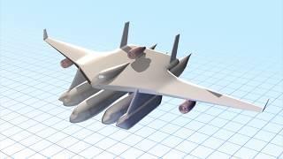 Future plane train to be presented at Paris Air show