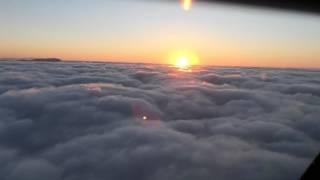 Потрясающее видео из кабины пилотов 4