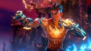 Сила девяти богов  [The Legend of Muay Thai: 9 Satra] - полнометражный мультфильм - боевые искусства
