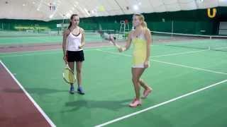 Выбирай спорт Выпуск 2 Большой теннис