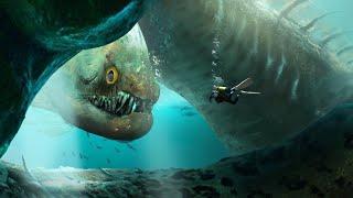 10 Самых Опасных Существ, Найденных Под Водой