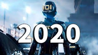 10 САМЫХ ожидаемых ФАНТАСТИЧЕСКИХ фильмов 2020 года!