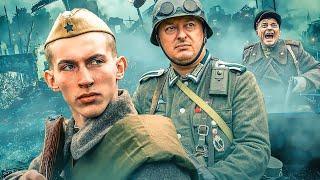 Мощное кино про немцев Военные фильмы 2020 новинки