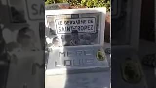 Где похоронен Луи де Фюнес Фильм Видео Биографии зарубежных актеров