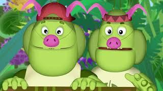 Лунтик | Страшилки и пугалки Хэллоуин Сборник мультфильмов для детей