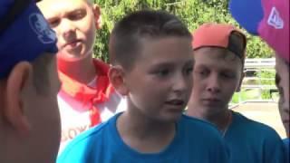 «Ералаш» в детском лагере «Лучистый», 2016, 3 смена