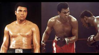 МУХАММЕД АЛИ  ЛУЧШИЕ МОМЕНТЫ . Нокауты . Бокс . Спорт . Muhammad Ali