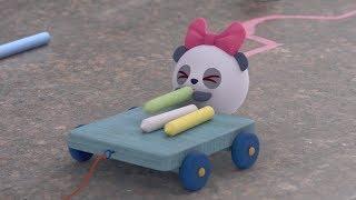 Малышарики - Бабочки (Серия 112) Развивающие мультики для самых маленьких