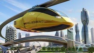 Вот Каким Будет Общественный Транспорт Через 10 Лет!