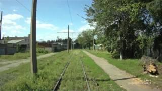Константиновка, 3 маршрут трамвая