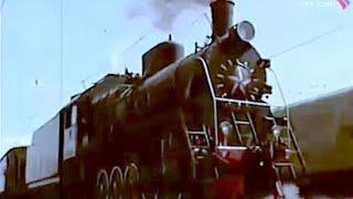 """""""Поезда нашей победы"""". Железнодорожники на Великой Отечественной войне, фильм Валерия Шатина"""