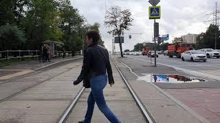 Москва Трамвай Маршрут 16