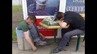 Дерзкие ребята, когда пьяны!