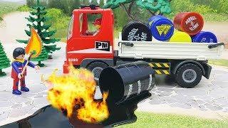 Игрушечные мультики про машинки - Спички! Развивающие видео с игрушками для самых маленьких детей