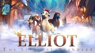 ЭЛЛИОТ (Новый Мультфильм) Мультики для детей Зарубежные сказки