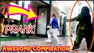 BUSHMAN PRANK 2020 | COMPILATION | BEST BITS | PART 1