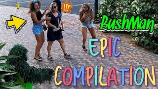 EPIC BUSHMAN COMPILATIONS 2020