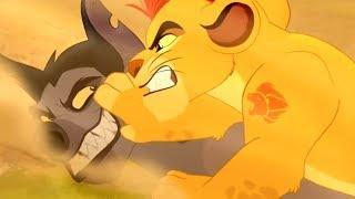 Мультфильмы Disney - Хранитель лев |  Глаз смотрящего (Сезон 1 Серия 7)
