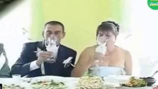 Огромная подборка видео приколов на свадьбе Смех до слез