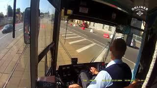 ДТП с трамваями. Tram accident. #000