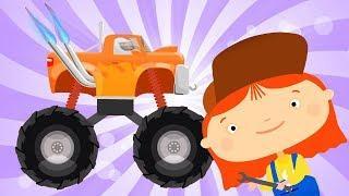 Мультфильм про машинки Доктор Машинкова все серии Мультфильмы Мультики для детей