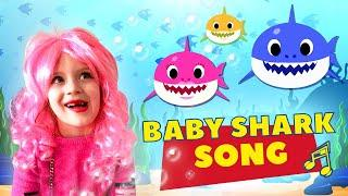 Baby Shark Dance Song + More Nursery Rhymes and Kids Song | Collection video for kids