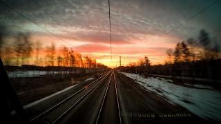 От Нижнего Новгорода До Москвы за 57 минут!