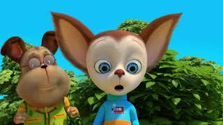 Барбоскины | ТОП-10 серий ноября | Сборник мультфильмов для детей