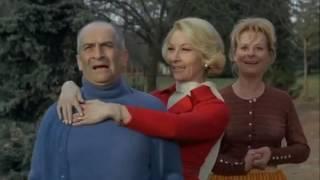 Джо Занятой человек Фильм 1971 Франция (Луи Де Фюнес) Кино Комедия Зарубежные комедии