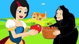 Белоснежка сказки для детей, анимация и мультик