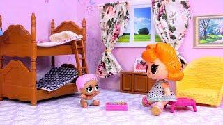 Куклы ЛОЛ СМЕШНЫЕ ВИДЕО 7 Мультики #Игрушки Сюрпризы LOL Видео для Детей с Лалалупси Вероника