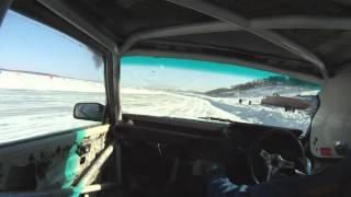 Трековые гонки 03.03.12 Глазами водителя