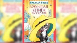 Большая книга рассказов Николай Носов аудиосказка слушать