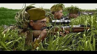 Военные фильмы 2016 Снайпер Мстит Русские войска Фильмы про ВОВ  новые фильмы 2015 2016