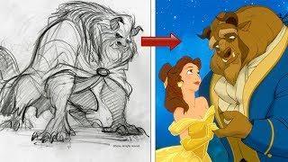Как создавались Мультфильмы Дисней Секреты Диснея Зарубежные мультфильмы