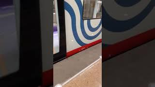 Train Of The Future in Moscow Поезд будущего в Москве