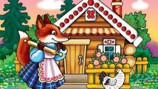 Русские народные сказки - Лисичка со скалочкой