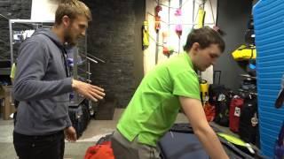 Случай в магазине Спорт-Марафон со спальником RedFox