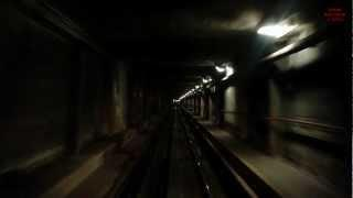 «Следующая Станция - Китай-Город», айфон-видеоарт. Московский Метрополитен; SkyTrain, Ванкувер.