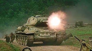 Военные Фильмы ЖЕЛЕЗНЫЙ КРЕСТ УНИВЕРСАЛЬНЫЙ СОЛДАТ Военное Кино HD Video