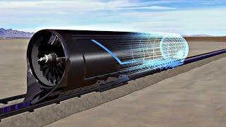 Дубай провёл конкурс на лучший проект вакуумного поезда Hyperloop (новости)