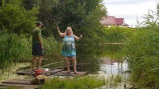 Я РЖАЛ ДО СЛЕЗ // ПРИКОЛЫ НА РЫБАЛКЕ 2020 // ШОК РЫБАЛКА //неудачи на рыбалке
