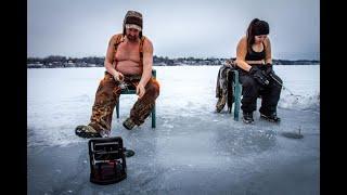 Я РЖАЛ ДО СЛЕЗ! ШОК РЫБАЛКА зимой / приколы на рыбалке 2020 / зимняя рыбалка