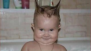 Смешные дети - смешные моменты из жизни детей