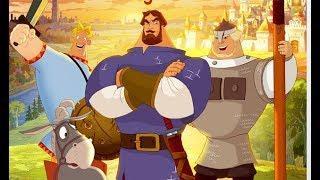 Хороший Мультик Война Богатырей Disney HD Мультики для детей Лучшие мультики 2019