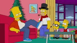 Симпсоны #3. Симпсоны в будущем.