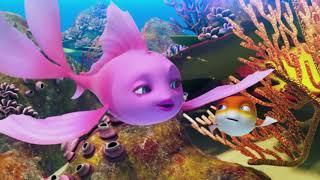РИФ 3D Мультфильм 2018 Дисней Красочный мультфильм для детей Зарубежные мультфильмы